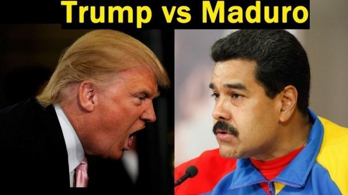 Американские жулики отобрали у Венесуэлы все государственные активы, находящиеся в США