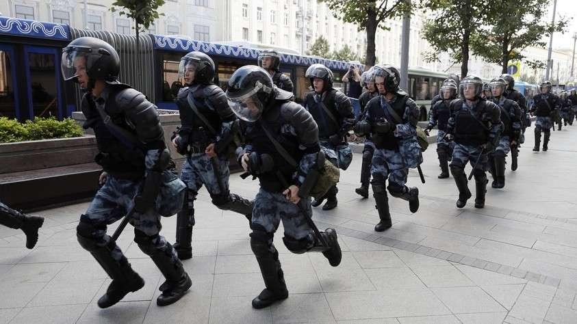 У задержанных на акции 27 июля обнаружили долги на 26 миллионов рублей