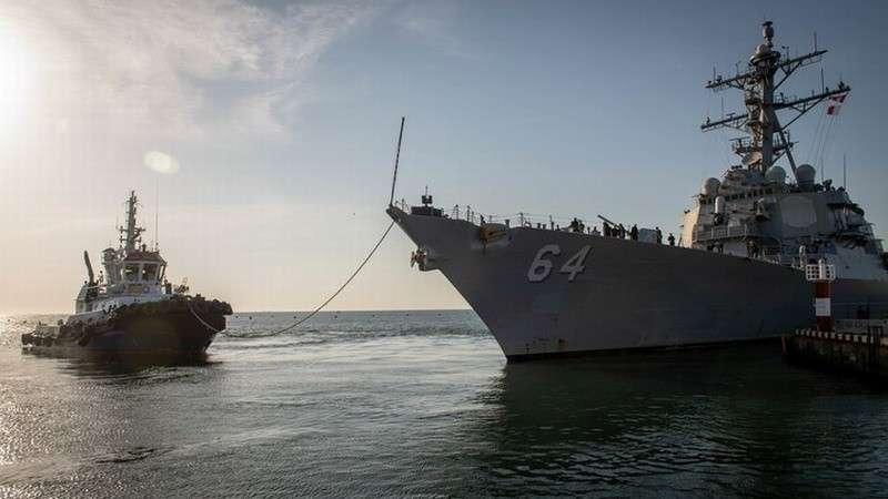 Россия показала НАТО и Украине «кузькину мать» на Чёрном море и они «утёрли сопли и отступили»