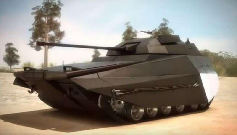 Израиль хочет создать танк лучше Арматы. Танки становятся умнее людей