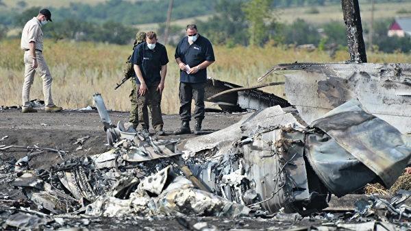 Немецкий детектив готов передать России и Малайзии материалы по делу Боинга MH17