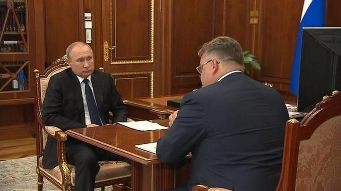Глава Ставрополья рассказал Владимиру Путину об увеличении в 10 раз числа туристов в регионе