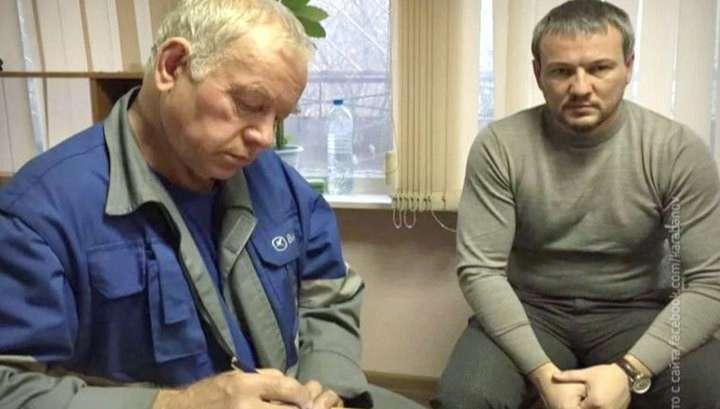 Снегоуборщику предъявлено обвинение в катастрофе Фалькона