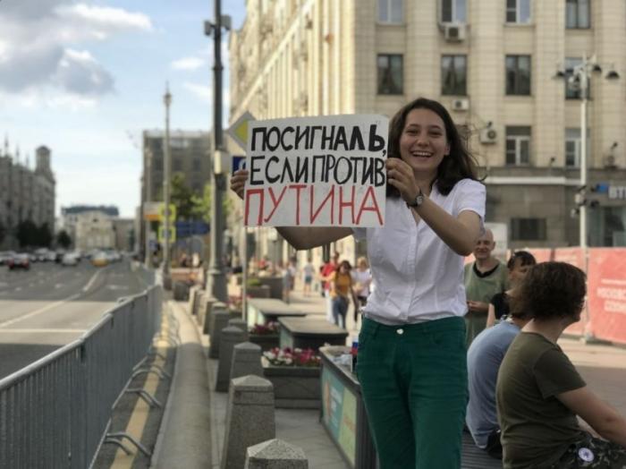 Оля Мисик всем показала, что в России «нет предела чекистской мерзости»