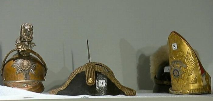 Конфискованные у бывшей жены Алексея Кузнецова сокровища передадут музею