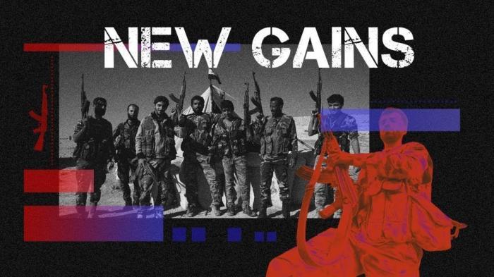 Сирия. Правительственная армия развивает наступление в Хаме