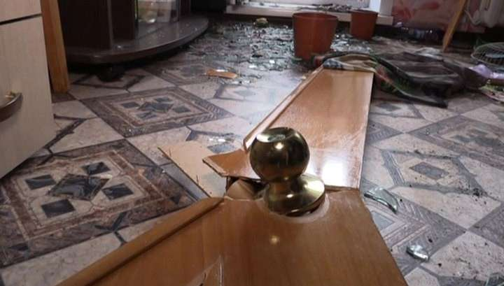 В районе пострадавшем от взрыва боеприпасов под Ачинском идут восстановительные работы