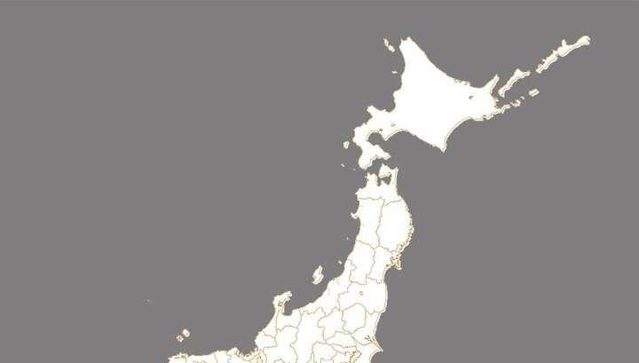 Японцы присвоили себе Курилы на сайте Олимпиады-2020