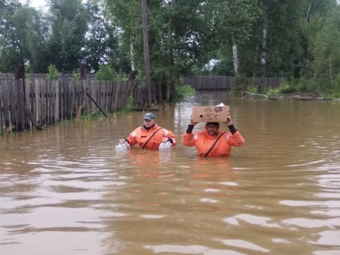 Хабаровский край и Амурская область оценивают объем ущерба от наводнения