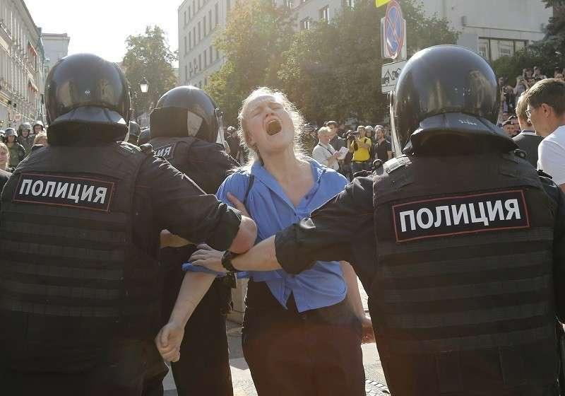 Митинги в Москве. Сколько стоили протесты в центре города?