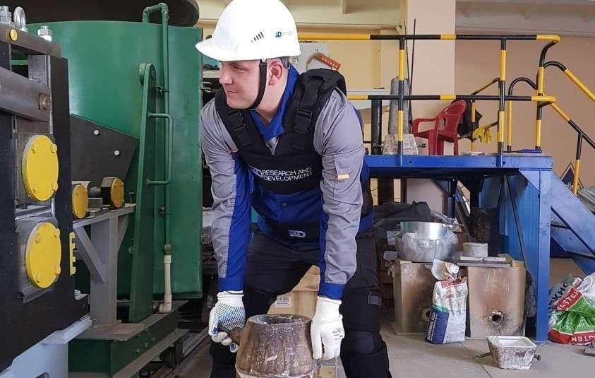 Россия может стать мировым лидером в использовании экзоскелетов в промышленном производстве