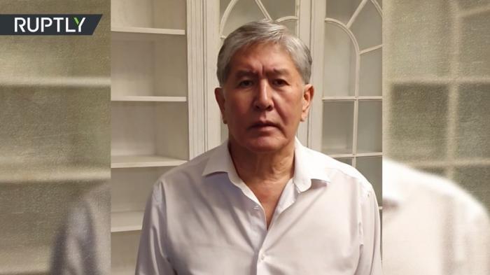 Атамбаев обратился к гражданам и властям Киргизии: «Мы не бараны и не будем жить на коленях»
