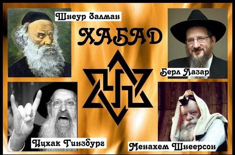 ХАБАД. Пермские власти ведут пропаганду строительства синагоги еврейской секты