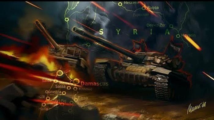 Военная обстановка в Сирии. Обзор событий с 1 по 10 августа
