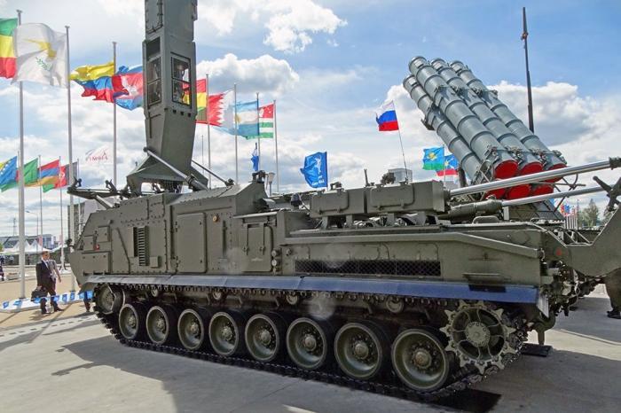 Грозный российский зенитный ракетный комплекс «Викинг» стал еще мощнее