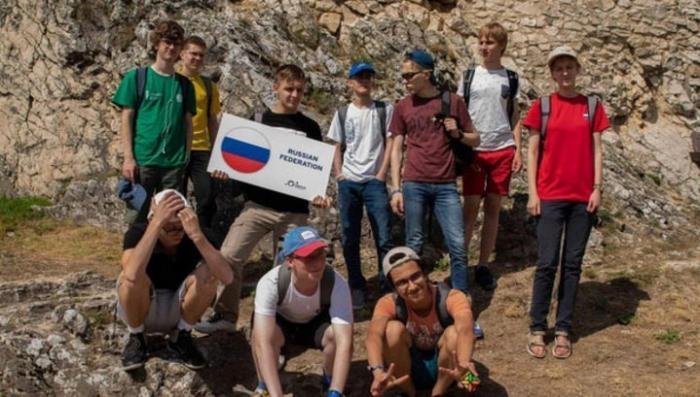 Российские школьники завоевали золото и серебро на международной астроолимпиаде