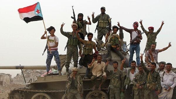 Йемен. Саудовских бандитов выгнали из президентского дворца