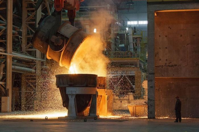 В Туле запущен новый металлургический завод «Тула-Сталь»