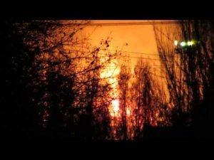 Ночной бой в Краматорске: взорваны склады Нацгвардии