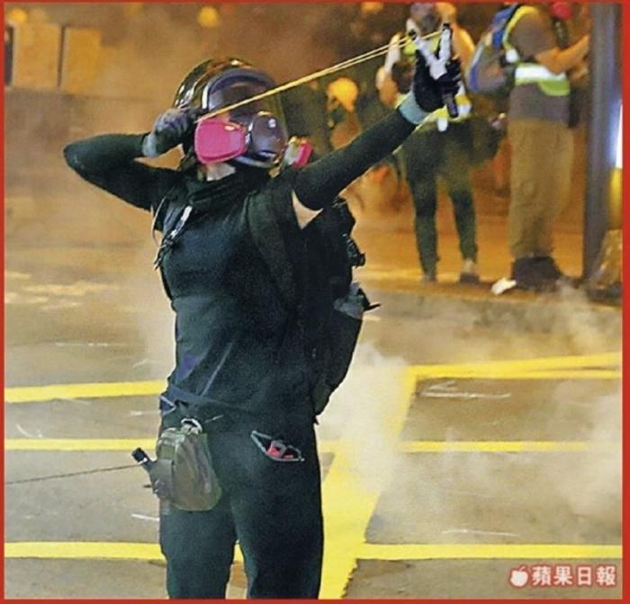 Полиция Гонконга ставит жирную точку в массовых протестах