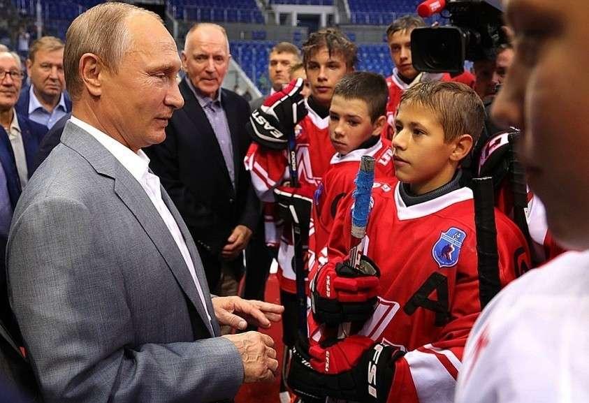 Впервые в истории львиная часть наследия Олимпиады была отдана детям Фото: GLOBAL LOOK PRESS