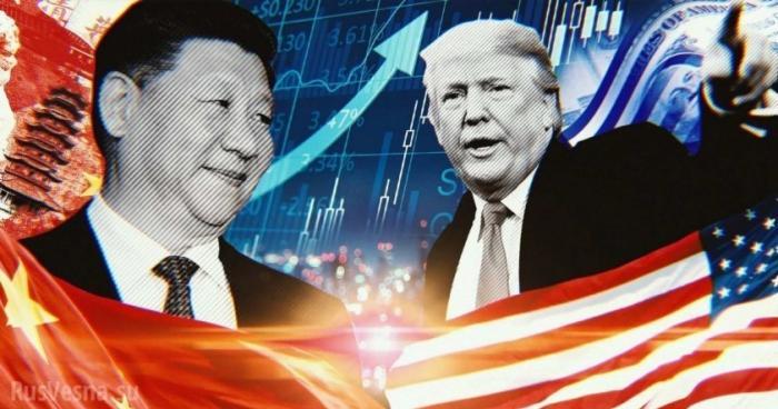 Ротшильды: США ждёт рецессии из-за торговой войны с Китаем