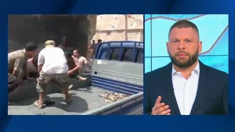 В Сирии уничтожают последний оплот американских наёмников