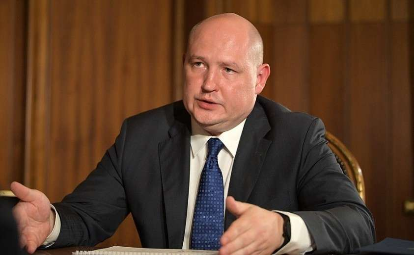 Временно исполняющий обязанности губернатора города Севастополя Михаил Развожаев.