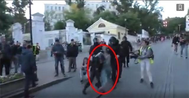 Дарья Сосновская как инструмент паразитов и сакральная жертва очередного Майдана