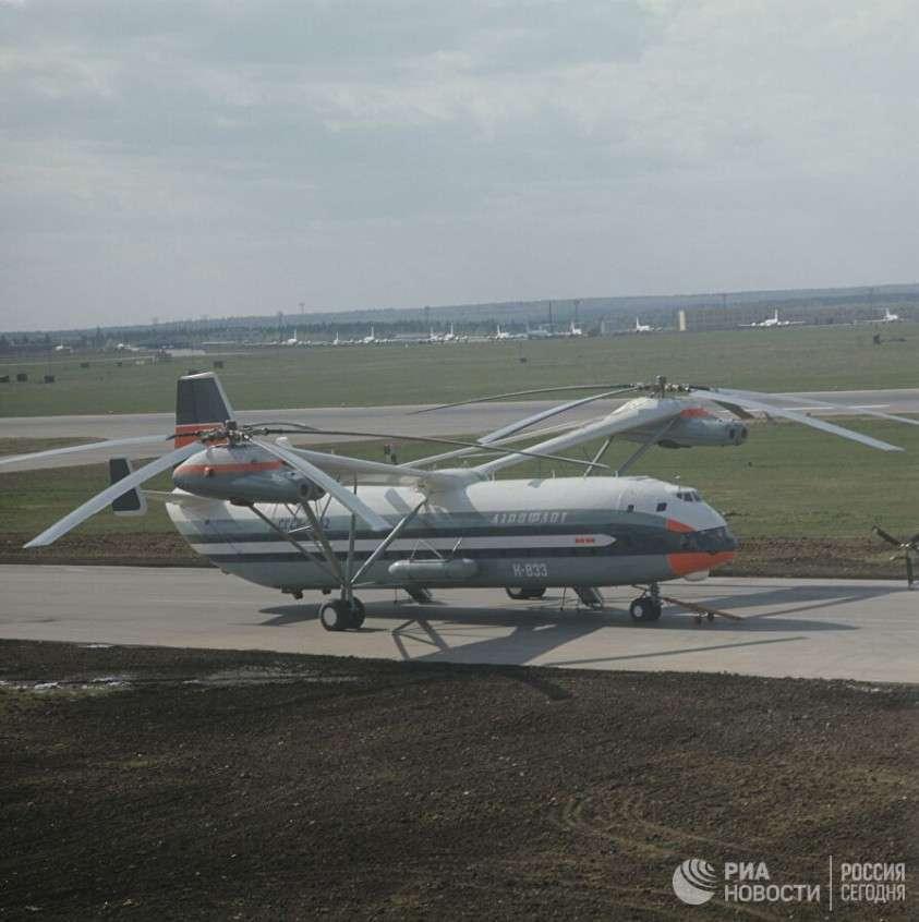 Крылатые монстры. Уникальные нереализованные авиационные проекты советской оборонной промышленности