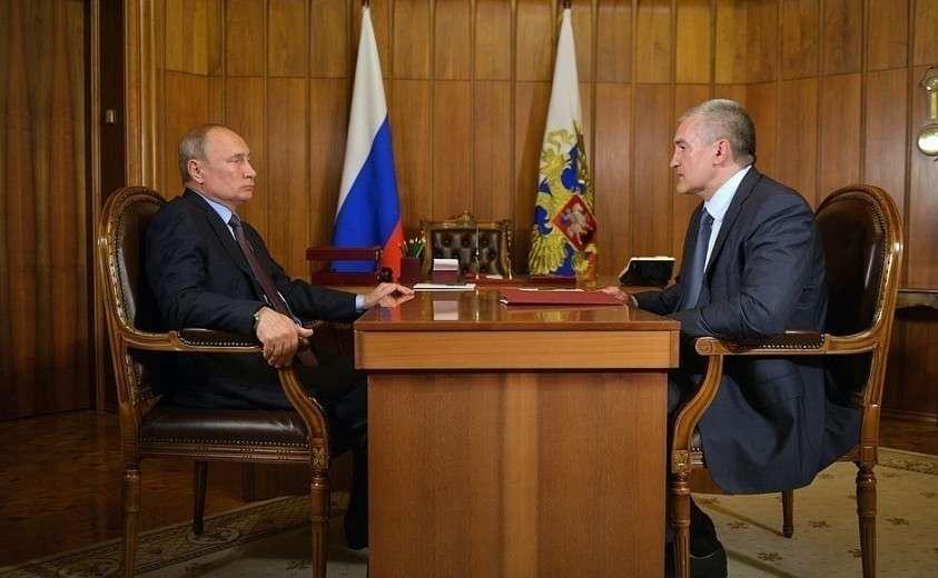 В Крыму налоговые сборы выросли в разы, по электроэнергии профицит, в сельском хозяйстве – рекорды