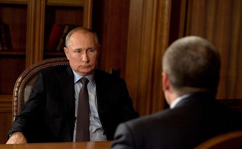 Рабочая встреча с Главой Республики Крым Сергеем Аксёновым.