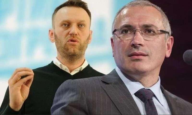Московский концерт пятой колонны для жулика Ходорковского