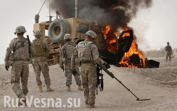 Боевики ИГИЛ убили лучшего спецназовца-морпеха США | Русская весна