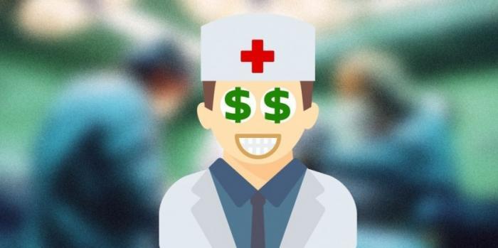 Если хочешь быть здоров, то позабудь про докторов!
