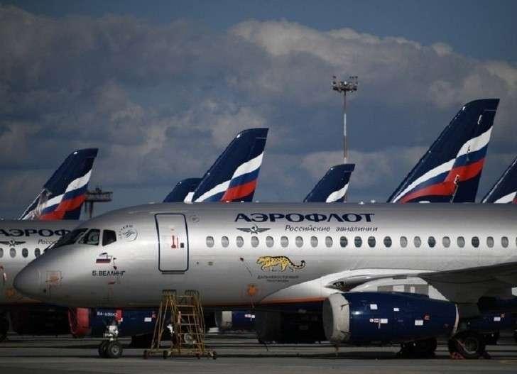 Российские авиакомпании за семь месяцев увеличили перевозки на 11,7%