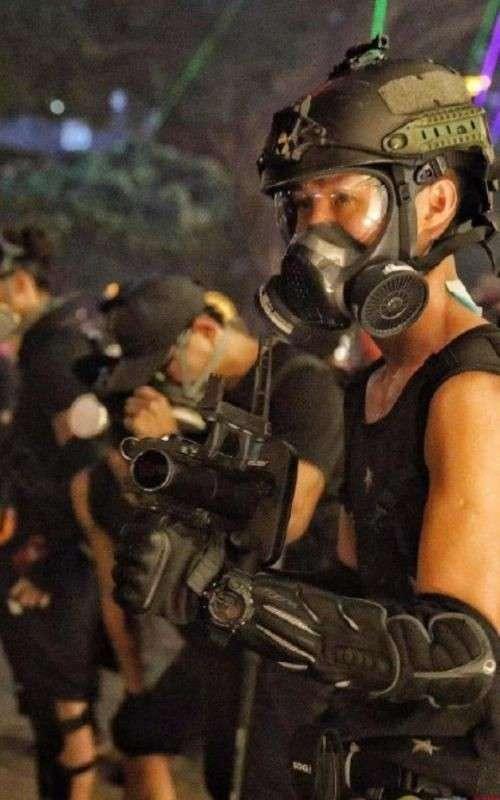 Протестующие в Гонконге: мы просто дети, которые сражаются за демократию