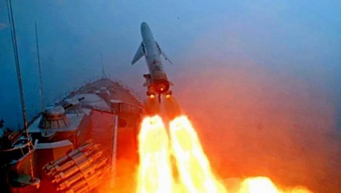 Русская ракета «Вулкан» заставила США остановить учения своего флота неподалеку от Камчатки