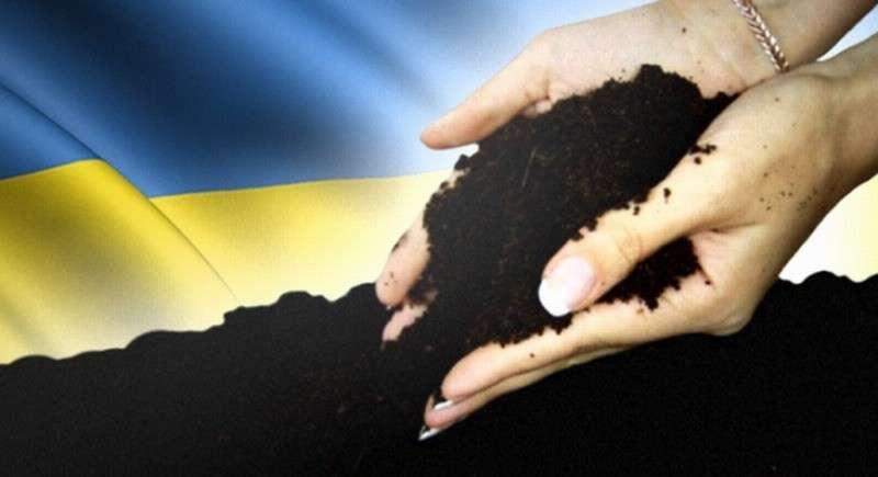 На Украине после решения «вопроса о власти» встал «вопрос о земле»