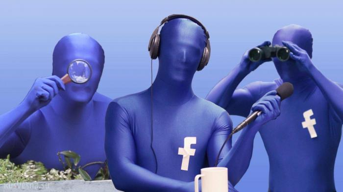 Facebook отдавал на прослушку сексуальные личные сообщения пользователей