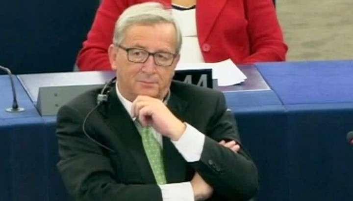 Юнкер сменил Баррозу на посту главы Еврокомиссии