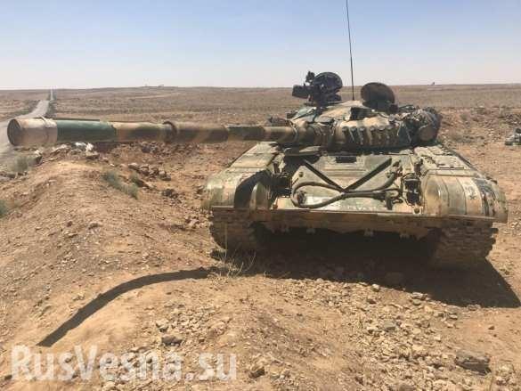 Сирия: армия и ВКС освободили города в Идлибе, сбит Су-22
