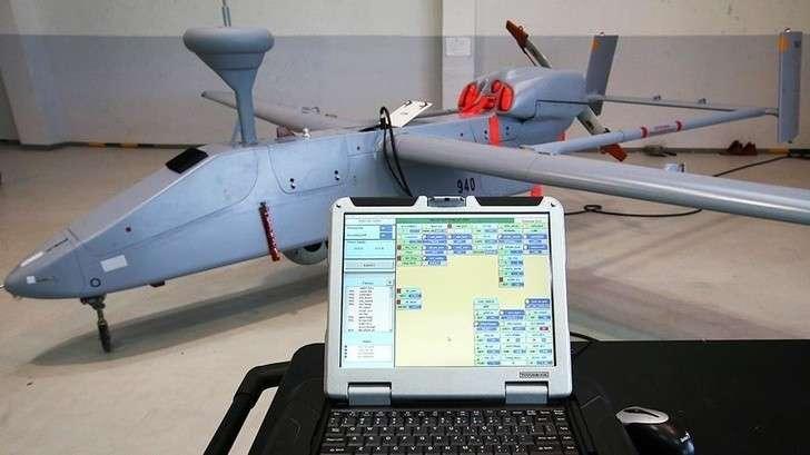 В Крыму разместили эскадрилью разведывательных беспилотников «Форпост»