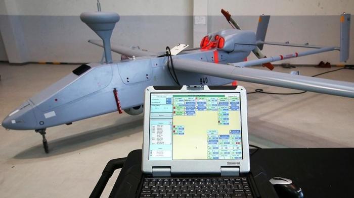 ВКрыму разместили эскадрилью разведывательных беспилотников «Форпост»