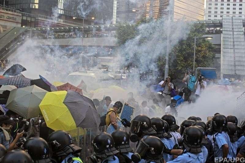 Майдан в Гонконге подошел к опасной черте