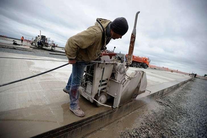 Реконструкция аэродромного комплекса в Норильске