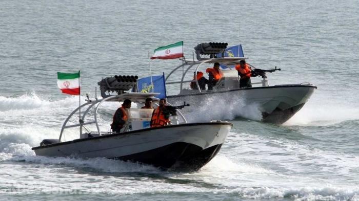 Иран жёстко сбил спесь с Лондона: британские пираты капитулировали