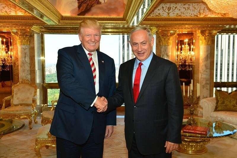 Трамп и Нетаньяху на пару давят евреев-демократов