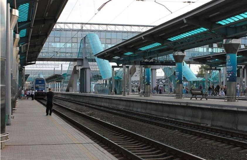 В Донецке впервые с 2014 года начнет работать железнодорожный вокзал