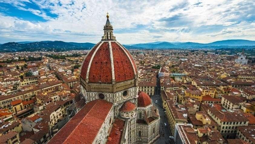 В списке самых богатых жителей Флоренции те же фамилии, что и 600 лет назад